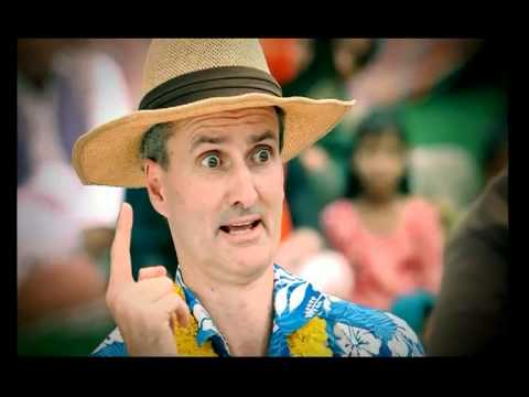 Billy Bowden's 'tedi ungal' TVC