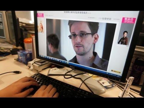 "Glenn Greenwald: As Obama Makes ""False"" Spy Claims, Snowden Risks Life to Spark NSA Debate 1/2"