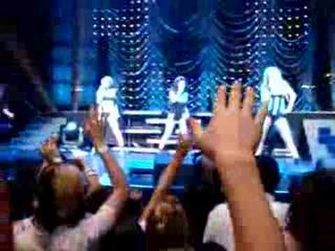 Danity Kane Damaged NYC Hammerstein 5 28 08
