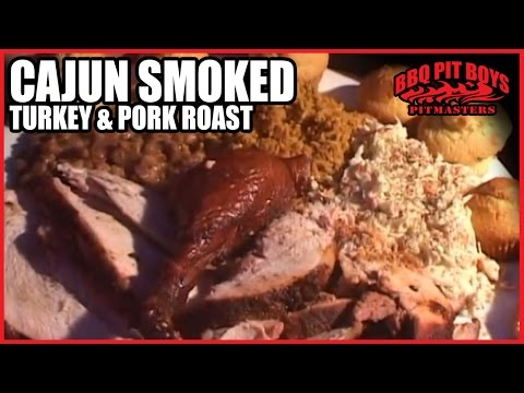 Cajun pork recipes