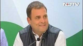 Rahul Gandhi On State Wins - NDTV