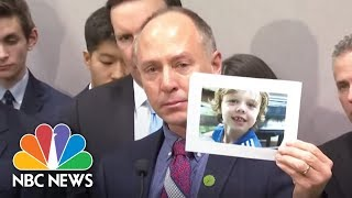 Fed-Up Newtown Dad Praises Parkland Students As 'Force To Be Reckoned With' | NBC News - NBCNEWS