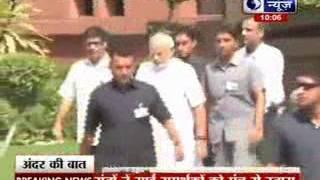Andar Ki Baat: Sheila Dikshit meets Home Minister Rajnath Singh - ITVNEWSINDIA