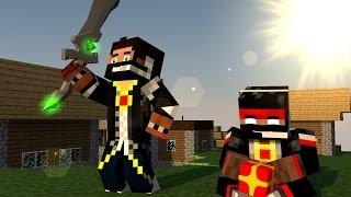Minecraft - Подарочные палки-убивалки и диско пол *_*