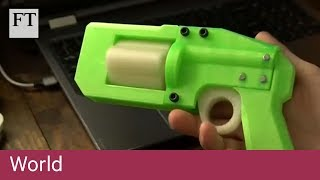 US lawmakers battle to stop 3D-printed guns - FINANCIALTIMESVIDEOS