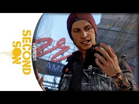 inFAMOUS Second Son - Gameplay