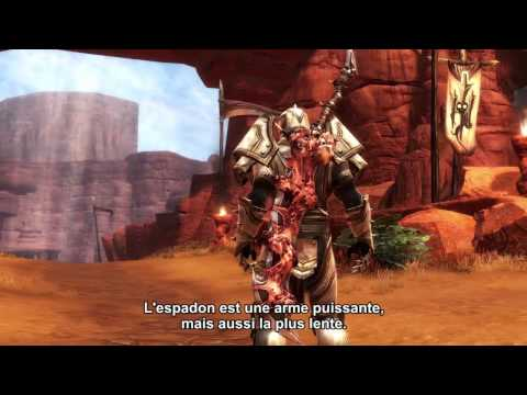 Kingdoms of Amalur Reckoning - Power and mastery