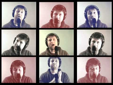 MARRY YOU by BRUNO MARS - All Vocal Acapella Multitrack - Cover - Glee