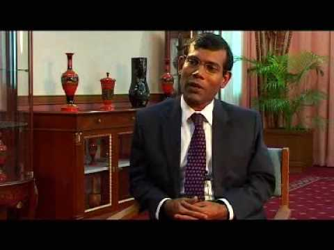 Small Islands, Big Impact - featuring President Mohamed Nasheed of the Maldives