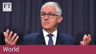 Malcolm Turnbull backtracks on emissions targets - FINANCIALTIMESVIDEOS