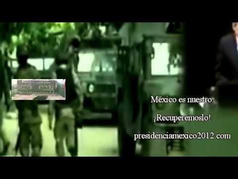 Narco Guerra Ejército Chivo Expiatorio. Elección México. Discursos famosos México