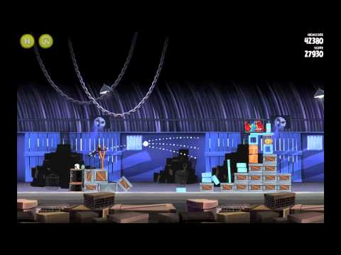 Angry Birds Rio: 3 Star Walkthrough Levels 2-1 to 2-8