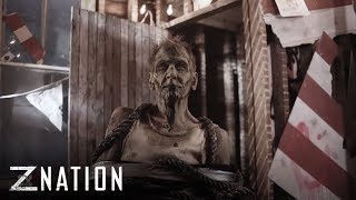 Z NATION | Season 4, Episode 7: Quick Thinking | SYFY - SYFY
