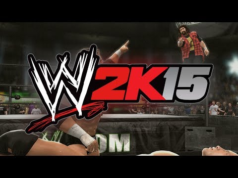 WWE 2K15 LEGEND NOT IN GAME!