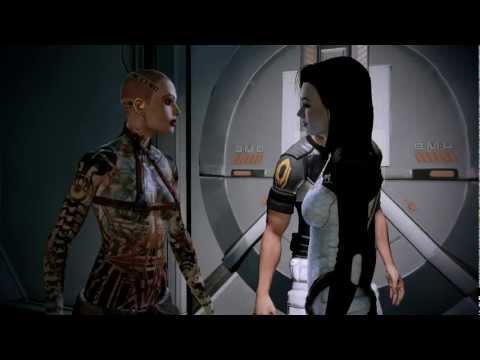 Mass Effect 2: Jack Romance #6: Jack versus Miranda
