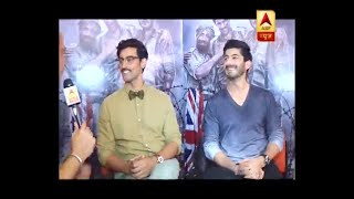 Raagdesh: Mohit Marwah, Kunal Kapoor share their experience of shooting the film - ABPNEWSTV