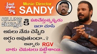 Desamlo Dongalu Paddaru Music Director Sandy Exclusive Full Interview | TVNXT Hotshot - MUSTHMASALA