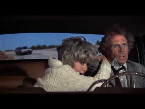 Scena z filmu Hitchcocka