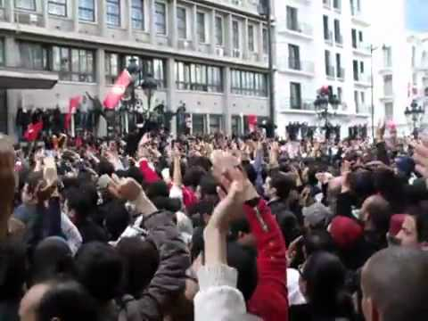 Tunisia Revolution A historic moment &quot;CLEAR&quot;