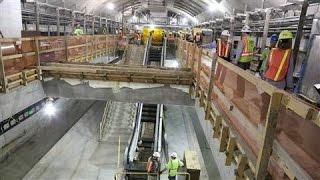Update From Underground: NYC's Second Avenue Subway - WSJDIGITALNETWORK