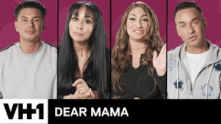 The Jersey Shore Cast Party With Their Moms 🎉 | Dear Mama - VH1