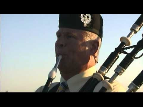 Neil Hubbard, Bagpiper. The Golf Club at Newcastle 3