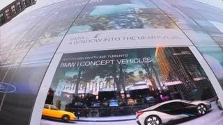 BMW i: A Window into the Near Future.