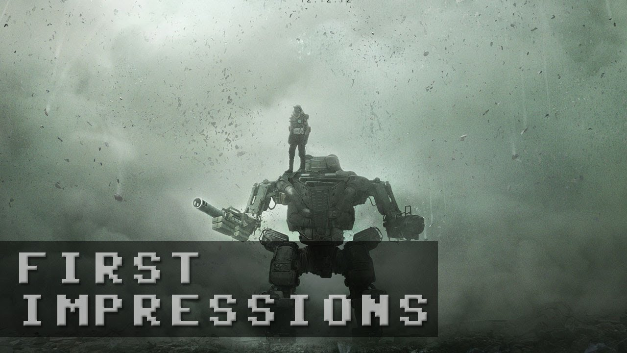 HAWKEN Gameplay - First Impressions HD