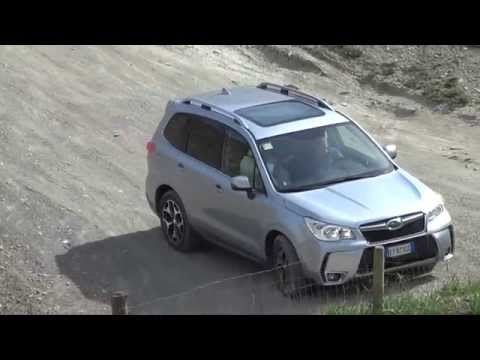 Subaru Forester Turbodiesel Lineartronic, Primo Contatto [FIRST DRIVE REVIEW]