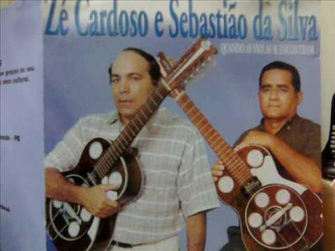Repentista p de Arimateia Zé Cardoso e Sebastião da Silva nordestino, vaqueiro e cantador
