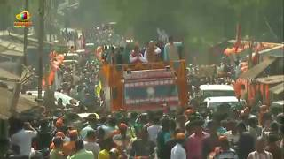 Amit Shah's Road Show From Bamutia to Mohanpur, Two Day Visit to Tripura | Mango News - MANGONEWS