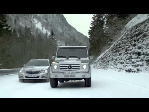 Шумахер и Хаккинен снялись в забавной рекламе Mercedes