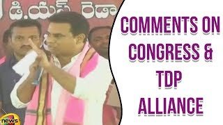 KTR Speech at At Praja Ashirvada Sabha In Dornakal | KTR Latest Speech | TRS Meeting | Mango News - MANGONEWS