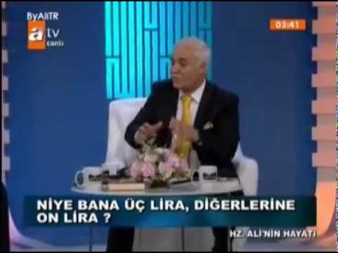Nihat Hatipoğlu - Hz. Ali radi ALLAHU ANH full sohbet