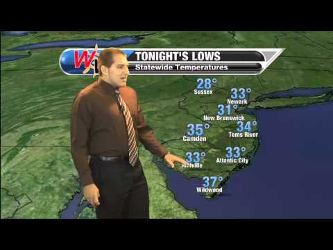 Weather Forecast - April 16th, 2014