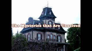 Royalty FreeHalloween:The Mysteries that are Unsolved