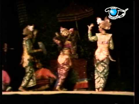 Balletto Bali Sebatu -Compagnia Nazionale