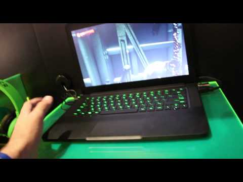 Hands-on with the new Razer Blade gaming laptop