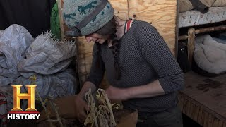 Mountain Men: Morgan And Margaret Have House Problems (Season 7, Episode 12) | History - HISTORYCHANNEL