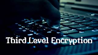 Royalty Free :Third Level Encryption