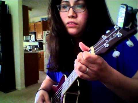 Angela - Ukulele, Vocals - Here\'s my cover of Broadripple is Burning ...