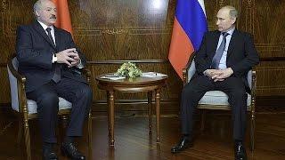 قمة رباعية لحل الأزمة الأوكرانية