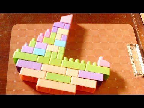 Perahu Lego