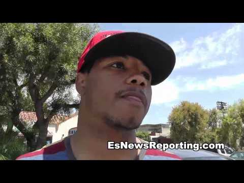 Rap Star The Game Says Karim Mayfield Beats Danny Garcia - EsNews Boxing