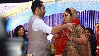 Nazriya and Fahad Fazil Marriage Video | Wedding Reception Full | Nikkah