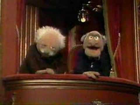 Statler and waldorf excellent