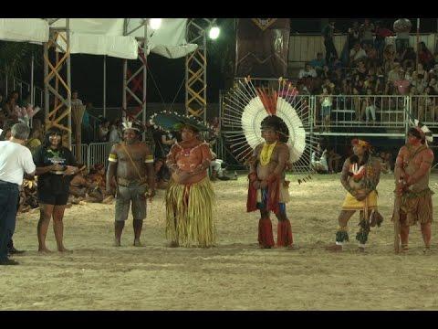 TV Costa Norte - Festival Nacional aborda 1º Jogos Mundiais dos Povos Indígenas