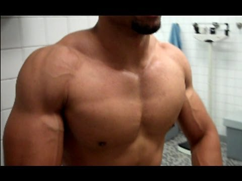 Shoulder Workout Natural Bodybuilding