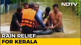 Kerala Rain Eases, Kochi Navy Base To Open To Passenger Planes - NDTV