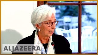 🇬🇧 Brexit countdown: IMF chief gives no-deal warning | Al Jazeera English - ALJAZEERAENGLISH